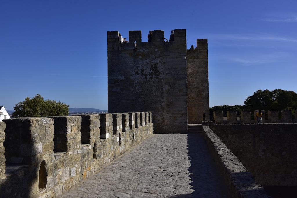Lissabon – Festung