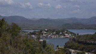 Bucht von Santiago de Cuba