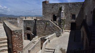 Castille de San Pedro de la Roca del Morro
