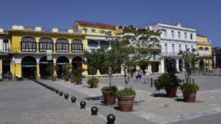 Am Plaza Vieja – 2