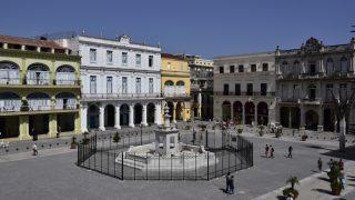 Am Plaza Vieja – 1