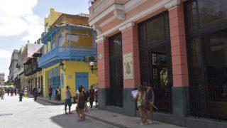 Hotel Ambos Mundas – Havanna