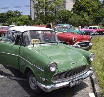 Opel Rekord 1959 mit Erstbesitzer