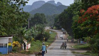 Auf dem Weg Havanna – Vinales