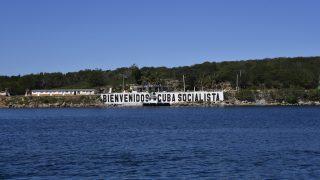 In der Bucht von Cienfuegos
