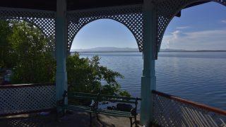 Morgenruhe in Cienfuegos