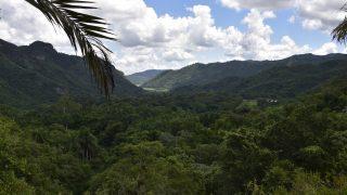Im Gebirgszug bei Trinidad