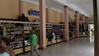 staatlicher Supermarkt