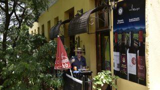 Cafe am Puente Yayabo