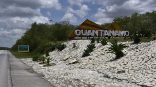 Eingang zur Provinz Guantanamo
