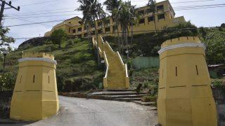 Festung in Baracoa – nun Hotel