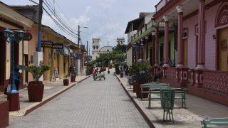 Fussgängerzone in Baracoa