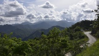 Gebirge vor Baracoa