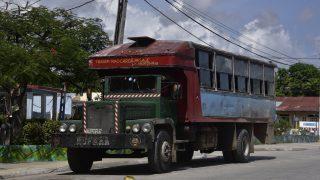 Kubanischer Reisebus