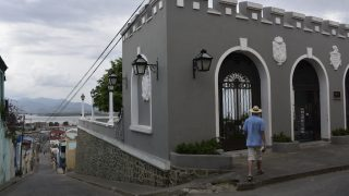 Santiago de Cuba- Aussicht