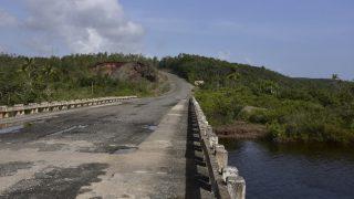 Strasse Baracoa-Moa