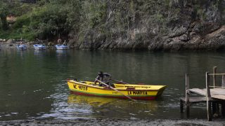 Taxiboot auf dem Yumuri