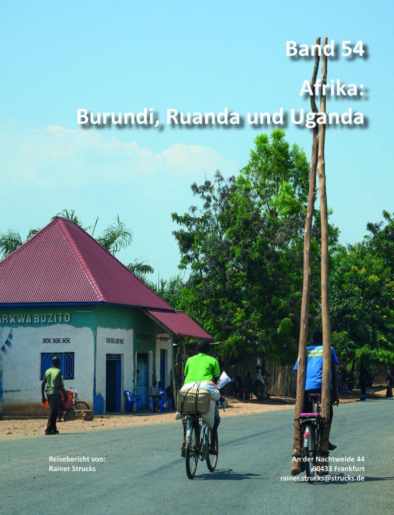 Burundi, Ruanda und Uganda